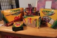 Hello Crayola !