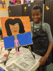 proud artist