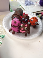 clay character