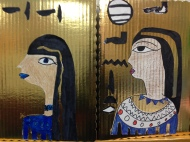 Egyptian Self Portraits