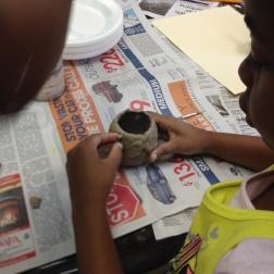 clay pots 14