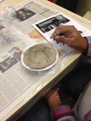 last layer of clay