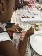 painting circles