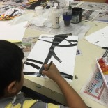 paint with tempra paint